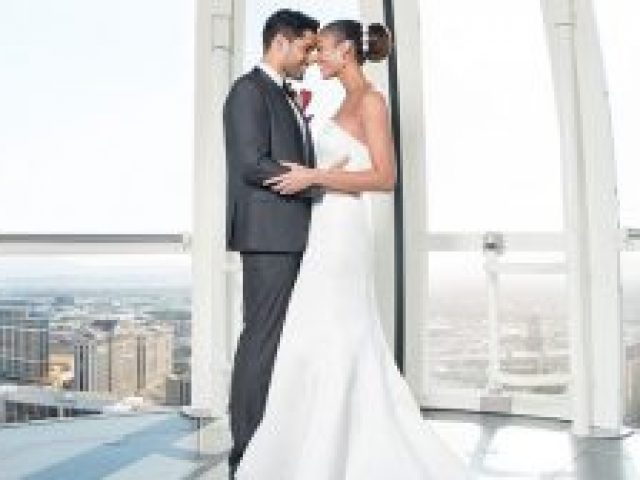 Weddings on the High Roller!