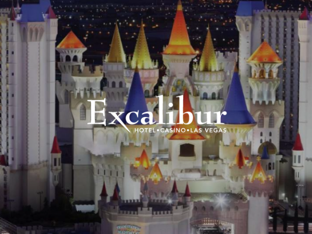 The Chapel at Excalibur